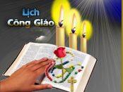 Lich Cong Giao 1/2017